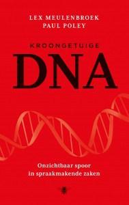 Omslag boek Kroongetuige DNA